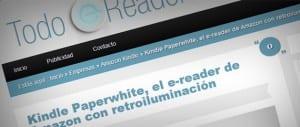 Nuevo blog dedicado al mundo de los ereaders o lectore electronicos