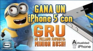 Sorte de un iphone 5 en actualidad iPhone