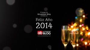 Feliz navidad y año 2014