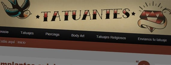 Tatuantes, blog de tatuajes
