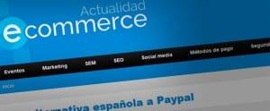 Blog de noticias y actualidad del eCommerce o comercio electrónico
