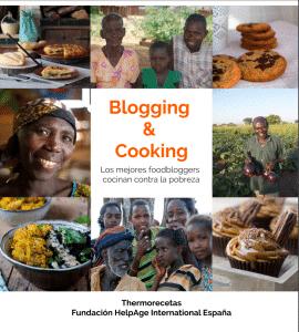 Iniciativa solidaria blogging and cooking