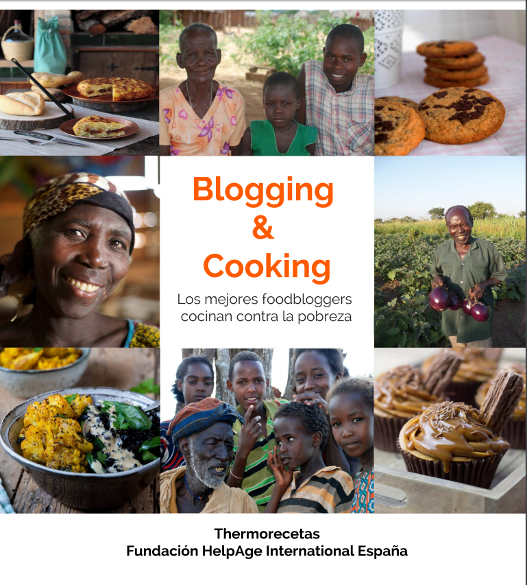 Iniciativa solidaria blogging and cooking